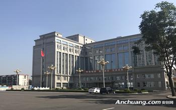 北京某某部队-防静电地板案例